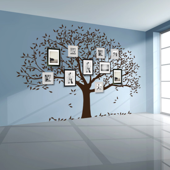 Wall Decal The Tree Of Life By Artollo