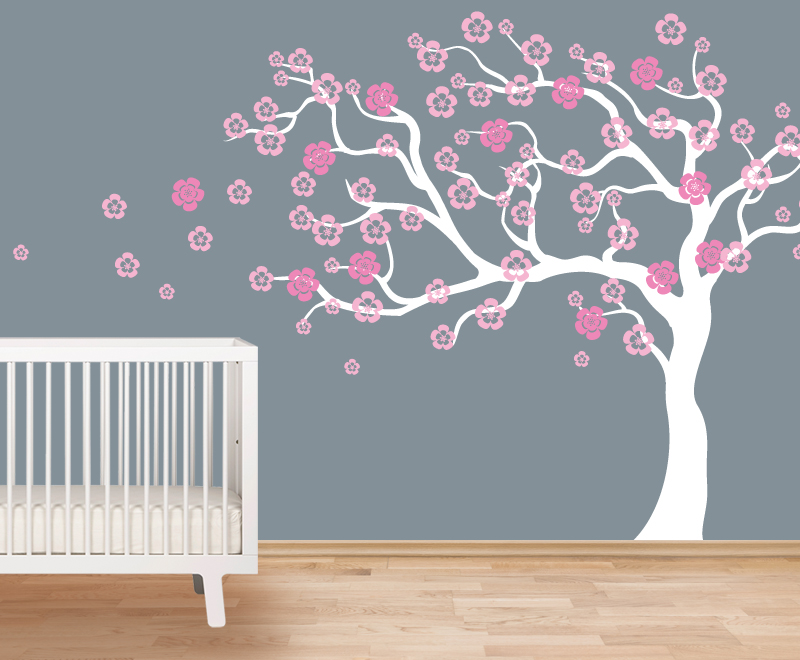 Wall Art Stickers Gumtree : Gum tree wall decals color the walls of your house