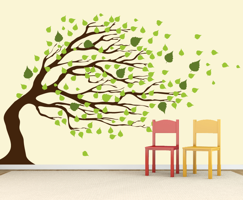 Tree Wall Decals By Artollo