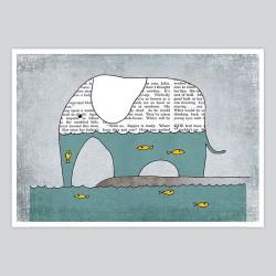 Kids Room Illustration