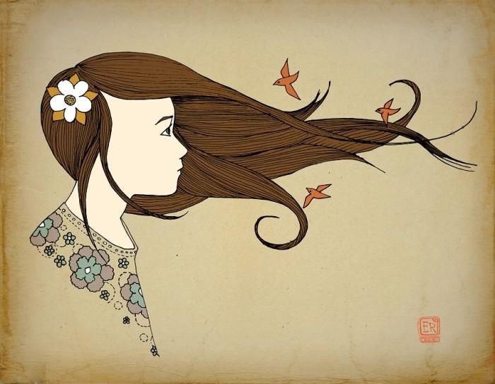 Nursery Art Poster, autumn inspiration