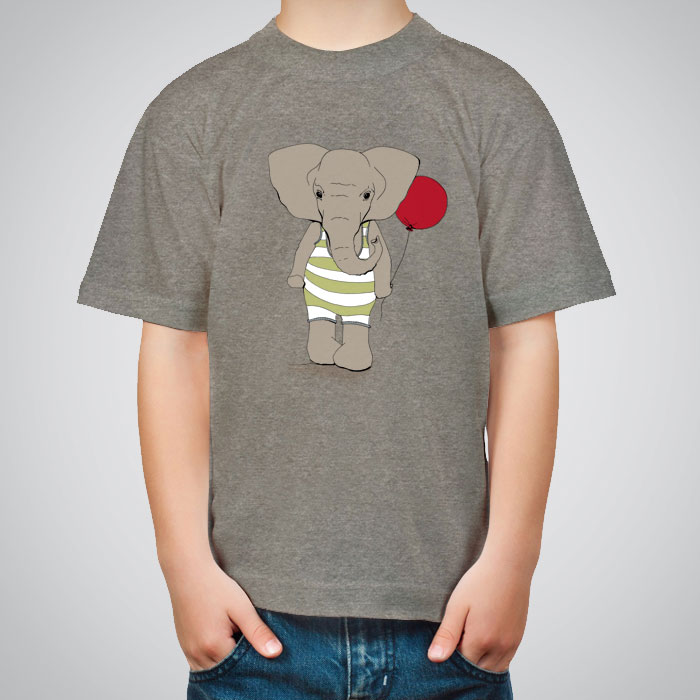 Happy Me Printed T Shirts For Kids By Artollo