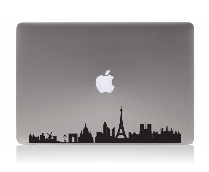 Artollo Mini Decal Paris Skyline