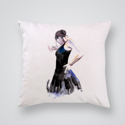 Art Pillow Cover
