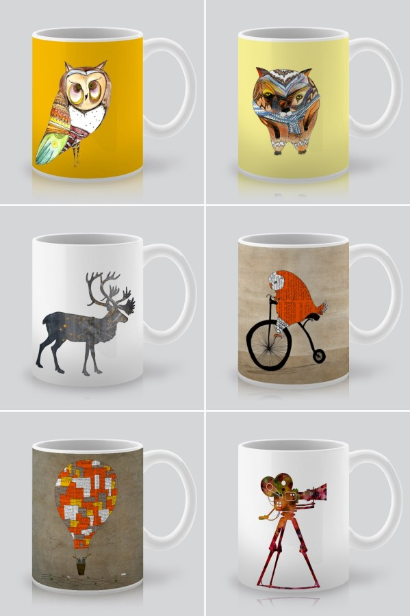 Fathers Day Artollo Mugs