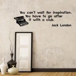 Jack London's Quote