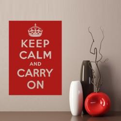 Keep Calm Stickers