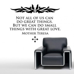 Mother Teresa's Quote
