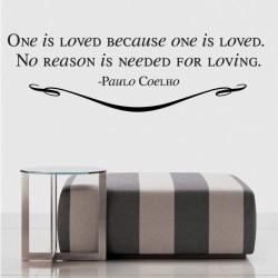 Paulo Coelho's Quote Stickers