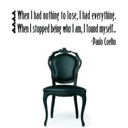 Paulo Coelho's Quote Wall Murals