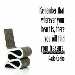 Quote By Paulo Coelho Wall Murals