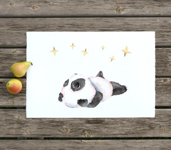 38 Stars Dreamer Panda