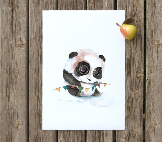 42 Cute Little Panda