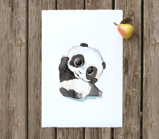 43 Hello Little Panda