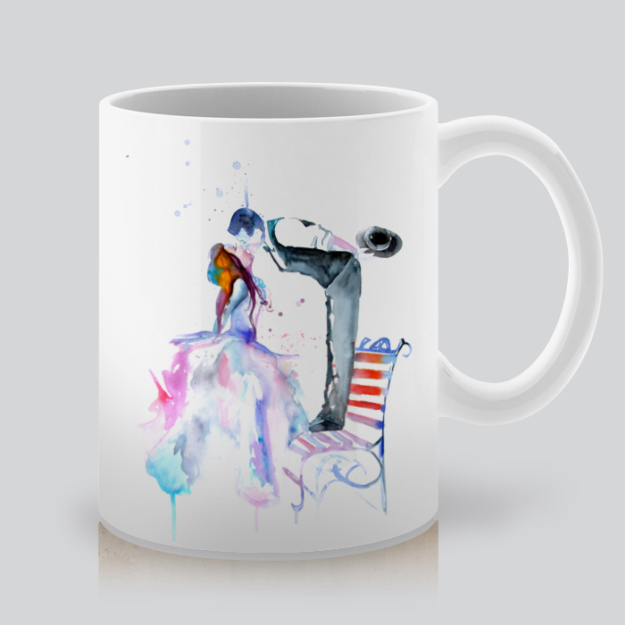 Printed Wedding Mugs : Printed Mugs WeddingBy Artollo