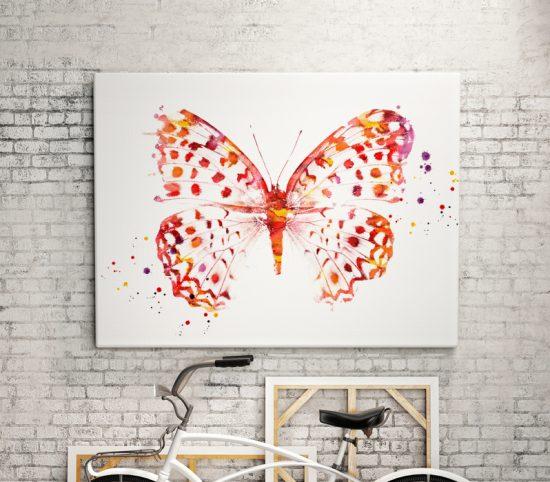 Art print Butterfly