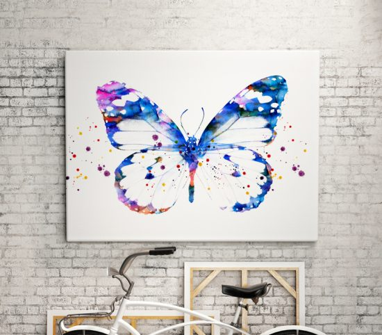 Beautiful poster Butterfly