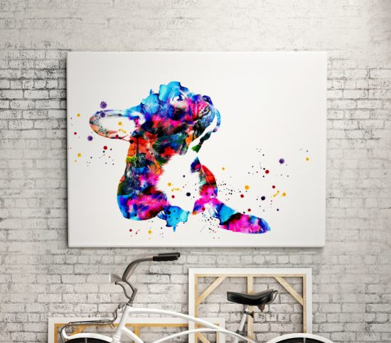 French Bulldog Print