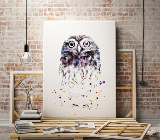 Poster Cute Owl