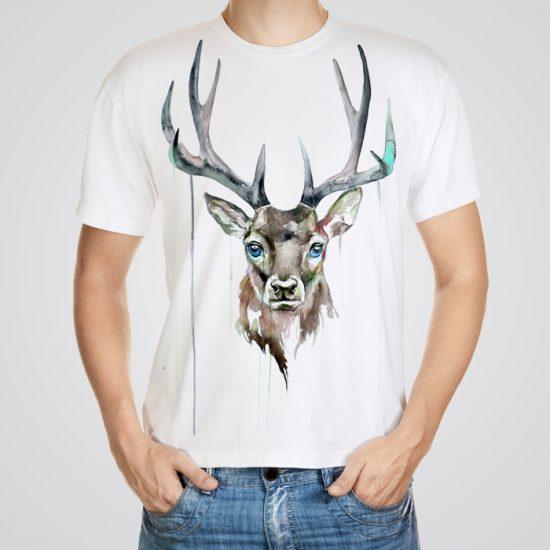 Deer unique t-shirt