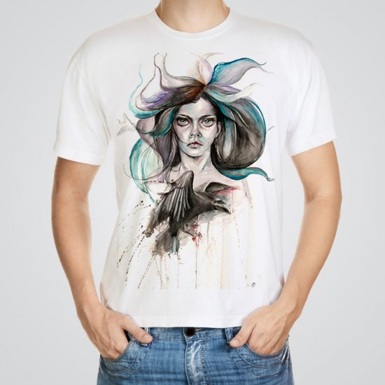 Fashion tee Witch